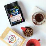 Свежеобжаренный кофе и чай со всего мира