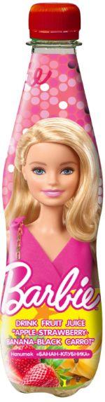 Сокосодержащий напиток Barbie