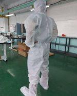 Медицинские одноразовые защитные костюмы СИЗ Медицинские костюмы защитные СИЗ