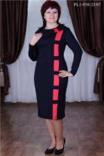 Платье PL1-938-23,07 р.р. 52-54 р.р. 56-58