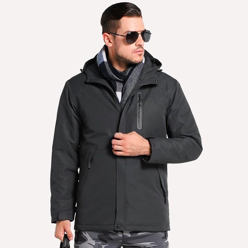 Куртка Cewear Optima серая