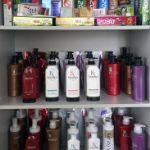 Шампуни, кондиционеры, гели для душа, зубные пасты и щетки Корейского производства в разных объемах и запаски по 500 мл.