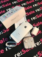 Телефон Apple iPhone 5S 16GB Silver iPhone 5S 16GB Silver