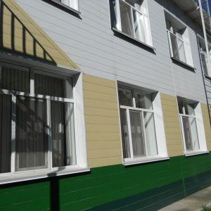 Фасадные панели ФОП-4