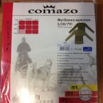 Термо футболка (мужская) немецкой фирмы comazo (до - 35 С)