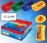 Точилка одинарная пластиковая TZ 6199