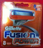 Сменные кассеты Gillette Fusion Power () 14
