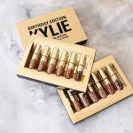 Набор матовых жидких губных помад Kylie Birthday Edition 6 оттенков набор №3 большая упаковка