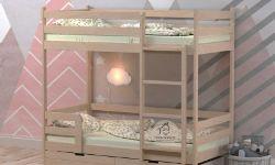 Кроватки домики из массива берёзы опт и дропп