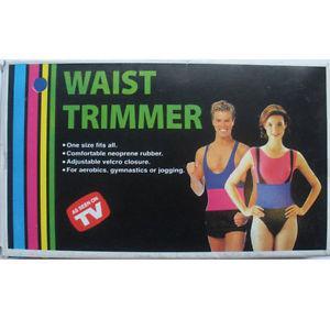 Пояс корректор для похудения Waist Trimmer. Waist Trimmer – это пояс для массажа, который изготовлен из высококачественного непреона и заставит ваши жировые складки на талии и животе, исчезнуть за считанные дни, избавив вас от ненужных килограммов
