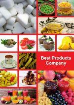 продукты питания оптом со своих заводов и фабрик