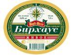 Пиво светлое нефильтрованное Бирхаус живое
