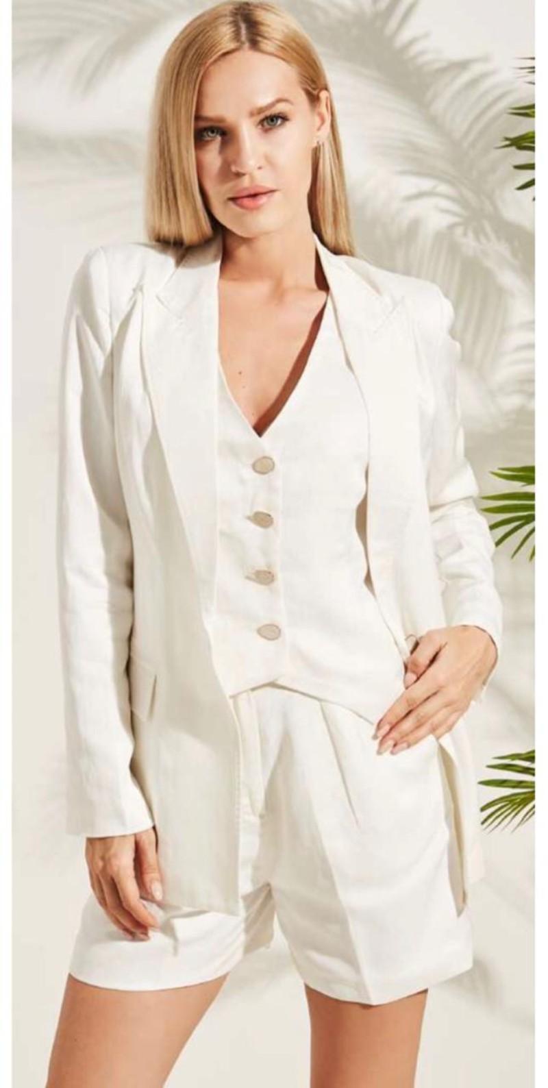 85 $ костюм; 24$ жилет; 23$ шорты; 43 $ пиджак  / заказ модели от 5 шт ( размеры от S - XL)