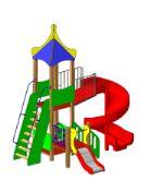 производство детского игрового оборудования и мягких модулей