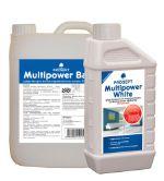 Multipower White 5л. (Средство для мытья светлых полов с отбеливающим эффектом) 100-5