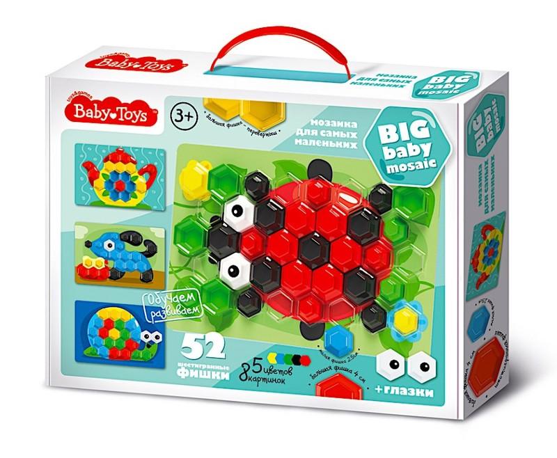 Мозаика Baby Toys Десятое Королевство для самых маленьких