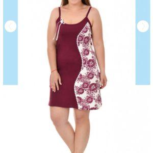 Красивые ночные сорочки от 30 до 72 размера. Разные расцветки и фасоны.