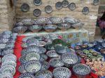 Узбекская посуда, Риштанская керамика