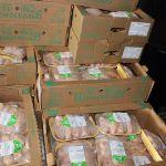 оптовая торговля мясом и овощами