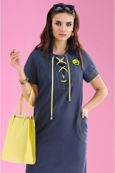 Платье 3087 Lissana. ркое дизайнерское платье выполнено в стиле «Smart Casual» подчеркнет вашу индивидуальность, отличный выбор для ценителей стиля и комфорта.