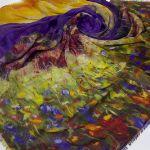 платки и палантины оптом, авторский дизайн
