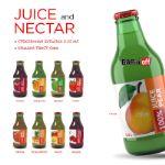 производство соков, напитков, нектаров