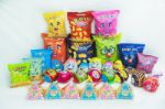 производство сладостей Lucky Boy с игрушками для детей