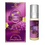 Духи Al rehab Grapes (Al-Rehab) 6мл масляные арабские.