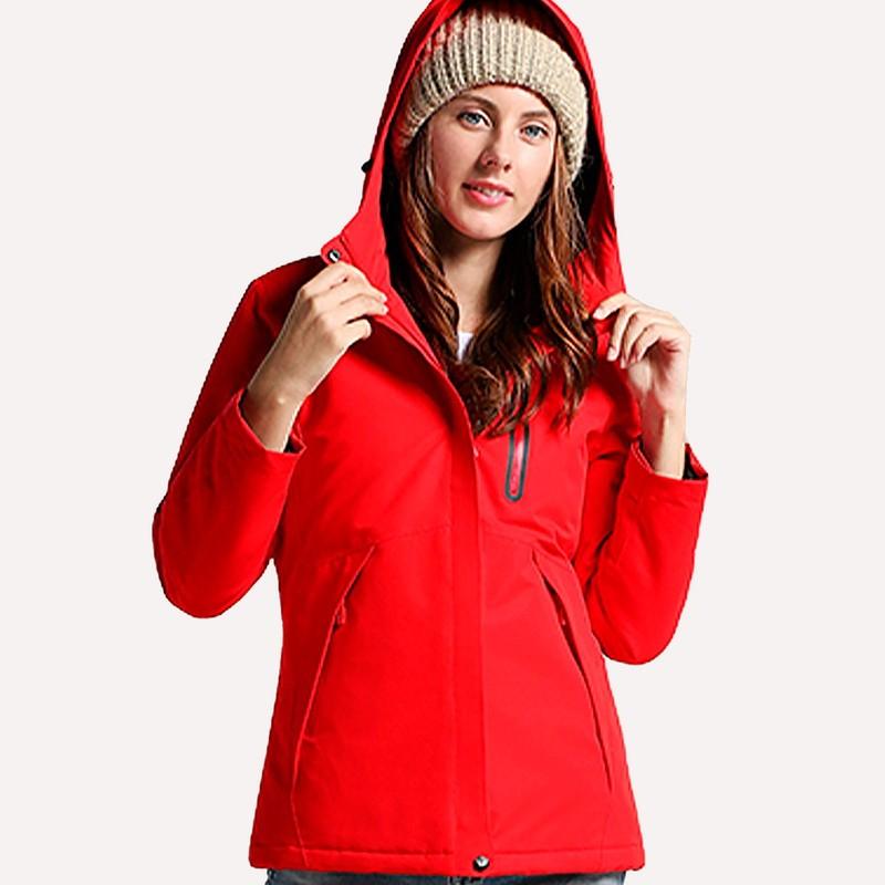 Куртка Cewear Optima красная