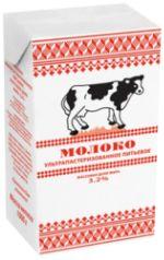 Молоко Липецкое 3,2% 1л/12л