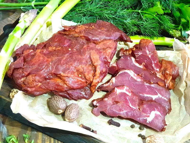 Мясо из баранины