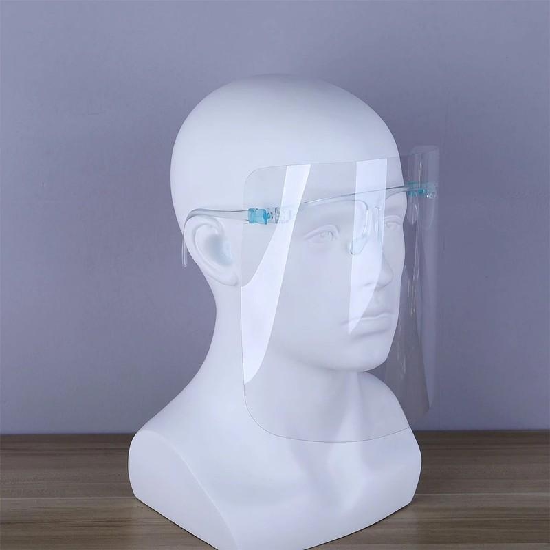 Защитный экран маска для лица на оправе (очки) Dr. Greg