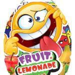 Смайлы - фруктовые лимонады, для Вас и Ваших детей! 0,375л.