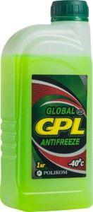 Антифрз Global GPL G11 (зелёный) Поликом 1 л.