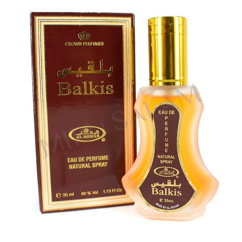 Духи Balkis (Al-Rehab) 6мл масляные арабские