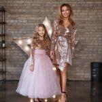 Арт 3009 Платье Princess , ткань пайетка и фатин на шёлковой подкладке . Размеры на рост : 116-122 (6/7 лет ) , 128 (7/8 лет ),134(8/9 лет) , 140 (9/10 лет ), 146 (10/11 лет)  Цена 3300