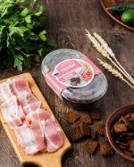 Сухари Ржаные со вкусом Бекон (коррекс) 100 гр