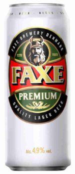 Пиво Факс 0,45л ж/б