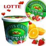 Фруктовые леденцы Fruits Candy (Фрутс Кэнди) 234г