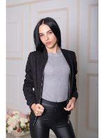 Куртка Ernesto Khachatyryan Б20-001черный