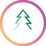 новогодние елки, гирлянды, игрушки оптом