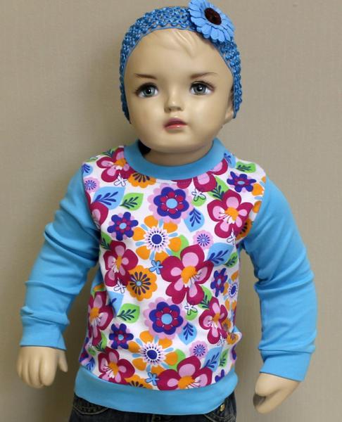 КФИ-957 джемпер для девочки.