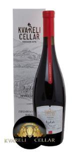 Мукузани— красное сухое вино (премиальное Kvareli Cellar)