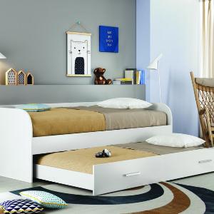 Подростковая кровать Леон с ящиком для хранения