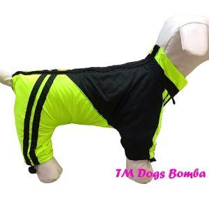 Дождевики с утеплителем Dogs Bomba. Более 5 расцветок в наличии. Оптовый каталог