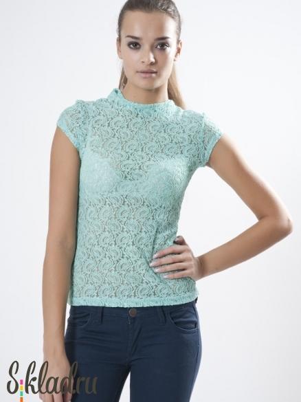 Блузки женские гипюровые оптом . Выбирайте на нашем сайте блузки женские гипюровые оптом от 250 руб. Нежные расцветки, женственные модели.