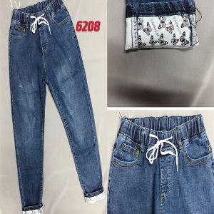 артикул 6208  размер 32-42 (русский 56-66)  цена 780 р джинсы женские зима на флисе