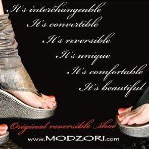 Летняя обувь Modzori. В наличии со склада в Москве, летняя обувь - трансформер: Modzori, USA