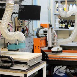 Фрезерные станки с ЧПУ позволяют автоматизировать процесс производства и сохранить высокое качество изделий.