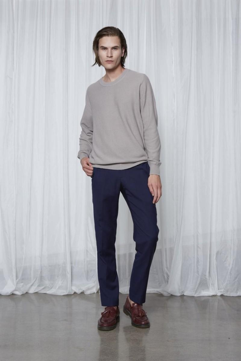 Одежда из кашемира для мужчин